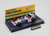 Minichamps 1:43 Toleman Hart TG183B Ayrton Senna Brazilian GP 1984