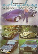 CALANDRES 1 1982 VECTOR W2 AUBURN 856 SPEEDSTER 898 PHAETON CARAT BY DUCHATELET
