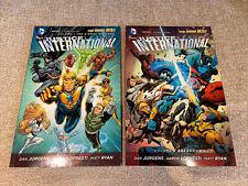 Justice League International Vol. 1 & 2 - Complete Series - DC Comics - TPB