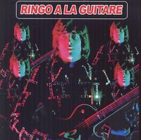 "CD NEUF ""RINGO A LA GUITARE"" Ringo WILLY CAT (ex Sheila)"
