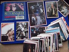 You Pick x5 PANINI Sticker Star Wars Return of the Jedi TOPPS 1983 Lot of 5 card