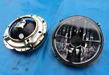 FAROS TRANSPARENTES VW Heather GOLF 1 Cabrio 1 escarabajo T2 PUNTO DE MIRA