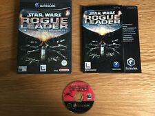 Star Wars Rogue Leader Rogue Squadron 2 Gamecube Game