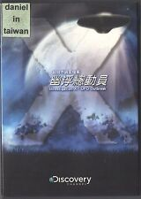 Discovery Channel: Investigation X - UFO Outbreak TAIWAN DVD ENGLISH