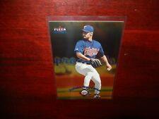 2000 Fleer Mystique Johan Santana Rookie Card Gold Version Mint Minnesota Twins