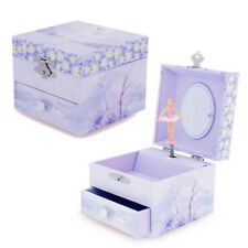 Children's Musical Jewellery Boxes, Girls Small Musical Jewellery Box - Serenade