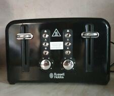 RUSSELL HOBBS Windsor 22832 4-Slice Toaster - Black