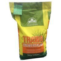 5kg Rasensamen universal Spielrasen Grassamen Rasen Rasensaat Grass