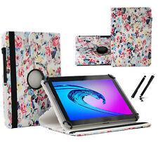 """Schutzhülle für Samsung Galaxy Tab 2 P5110 Tablet Case 10.1"""" 360 Rosen"""