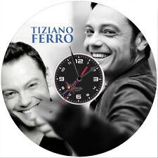 Orologio disco vinil clock orologio da parete suicide Tiziano Ferro