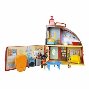 Bing 3583 House Playset, Flop Figures, from CBeebies TV Show