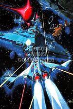 RGC Huge Poster - Gradius Arcade Original NES - ARC013