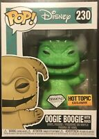 Funko PoP Disney OOGIE BOOGIE With Bugs Diamond Collection Hot Topic Exclusive