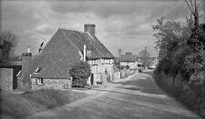 B/W Negative Houghton West Sussex Inn 1949 + Copyright DB581