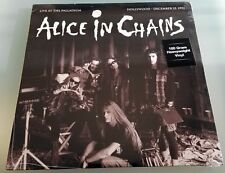 LP Alice In Chains Live At The Palladium Hollywood 1992 Vinyl Nuovo 180 Grammi
