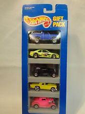 Hot Wheels - 5 Car Gift Pack - 1996 FORD Gift Set
