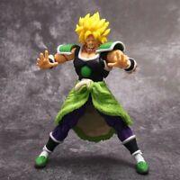 20cm Broli S.H.Figuarts Super Saiyan Dragon Ball Z PVC Figure New With Box Hot
