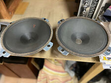 "ISOPHON 10"" speakers"