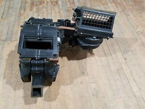 02-05 Ford Explorer Blower Motor Vent Duct Assembly Frame Shell Case Stock OEM