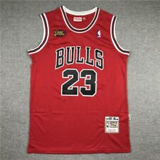Michael Jordan Jersey Red Chicago Bulls #23
