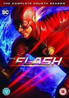 The Flash: Season 4 [DVD] [2018] [DVD][Region 2]