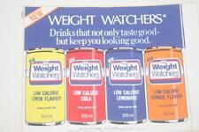 Retro Sticker -  Weight Watchers Soft  drinks
