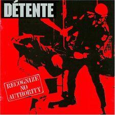 DETENTE - Recognize No Authority - CD New