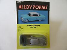 Alloy Forms Bausatz 1:87  1953 Chevrolet Bel Air 2- Door Hardtop