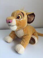 Disney Medium Simba Lion King Official Disney Store Original