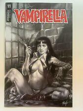Vampirella #11 1:10 Parrillo B&W Incentive Variant Dynamite Comics
