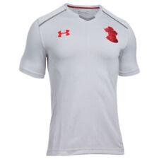 Camisetas de fútbol de clubes ingleses entrenamientos de manga corta para hombres