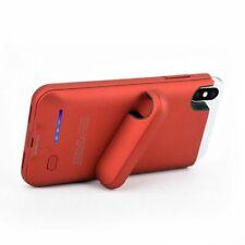 Estuche con Cargador de batería para el iPhone de alimentación externo x Inteligente Cubierta De Respaldo Recargable