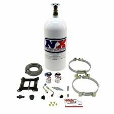 Nitrous Express Mainline Holley 4150 4bbl Carb Plate Kit System Bottle 100-250Hp