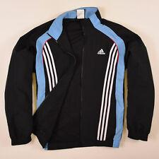 Adidas Herren Jacke Jacket Gr.7 (L) Trainingsjacke Schwarz, 70708
