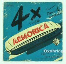Harmonica Jazz TRIO RAISNER Armonica El Boogie TELEFUNKEN Rare 1950 Smooth Bebop