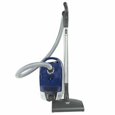 Miele Compact C2 Electro+ Canister Vacuum,Marine Blue