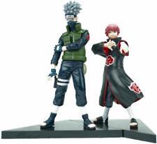 Naruto Anime Kakashi & Sasori Figurine Set
