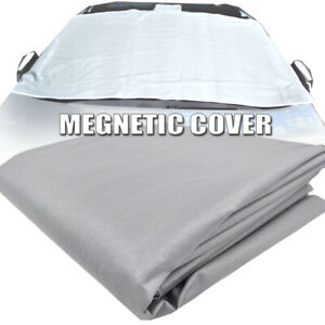 Magnetic Thicken windshield snow shade cover Defense Snow Ice UV  Fros Keep warm