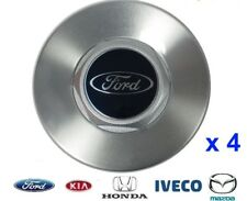 New! GENUINE Ford Fiesta ST Centre Cap 04 - 08 set of 4  - 1333899