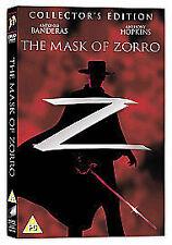 The Mask Of Zorro (DVD, 2005)