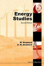Energy Studies by William Shepherd and David Shepherd (2004, Hardcover)