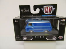 M2 Boxed Walmart Ford Series - Blue '63 Ford Econoline