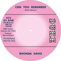 CAN YOU REMEMBER Rhonda Davis  *NORTHERN SOUL*