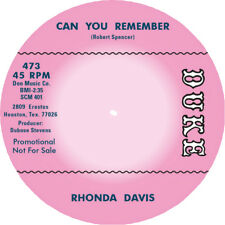 Can You Remember Rhonda Davis *northern Soul*