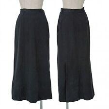 ISSEY MIYAKE Cotton urethane stretch Skirt Size M(K-35631)