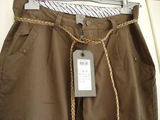 Pantalon cargo chocolat VERA MODA neuf, taille 36