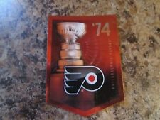 2012-13 Panini Molson Canadian Stanley Cup Collection 1974 PHILADELPHIA FLYERS