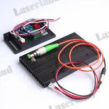 658nm 20mw pigtail 62.5/125um FC/APC Red Fiber Laser Module 12VDC UPS 1m Jumper