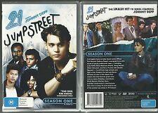 21 JUMP STREET JOHNNY DEPP HOLLY ROBINSON COMPLETE SEASON ONE NEW 4 DVD SET