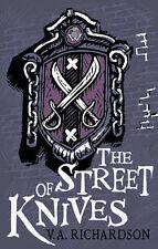 La calle de cuchillos: Windjammer III, Richardson, V. A., Libro Nuevo mon0000032282